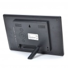 "10"" TFT LCD Digital Photo Frame with USB/Mini USB/SD/MMC/MS/3.5mm Audio Jack - Black (800 x 480px)"