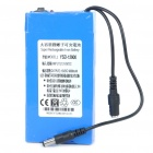 Rechargeable 9000mAh Li-ion Emergency Power Battery for Camcorder/Walkie Talkie/Camera + More