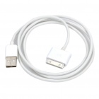 USB Charging/Data Cable for iPod/iPhone/iPad - White (94cm-Length)