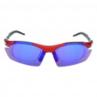 Fashion UV400 Protection Sunglasses Airsoft Shooting Glasses Goggles for War Game/Outdoor Sports