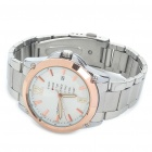 Stylish Stainless Steel Quartz Wrist Watch (1 x LR626)