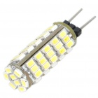 G4 4W 270lm Cool White Light 68*0805 SMD LED Corn Cob Bulb (DC 12V)