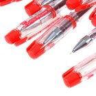 Fine-tech Gel Pen 12-Pack (Red Ink)
