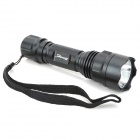 Romisen 3-Mode Flashlight (2xCR123A/1x18650)