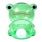 Translucent Froggy Coin Bank