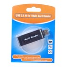 58-in-1 USB 2.0 Card Reader