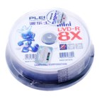 Pleomax Mini DVD-R 8X 1.46GB 30-Min DVD Writable (10-Disc Spindle)