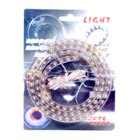 96-LED 96cm 12V Soft Light Strip (Blue)