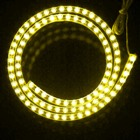 96-LED 96cm 12V Soft Light Strip (Yellow)