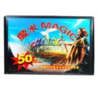 Ultimate 50 Magics in One Box with Teaching Disk (Charming Party Magic Set)