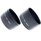 Camera Lens Adapter Tube for Canon PRO1 2-Pack (58mm )