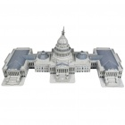 Buy CUBICFUN Intellectual Development DIY 3D Paper Puzzle Set - The Capitol Hill
