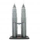 Buy CUBICFUN Intellectual Development DIY 3D Paper Puzzle Set - Petronas Towers
