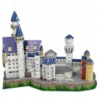 Buy CUBICFUN Intellectual Development DIY 3D Paper Puzzle Set - Neuschwanstein Castle