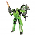 Cool Kawasaki Ninja Motorcycle Transformer Toy Model