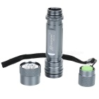 Romisen RC-F4 GITD Cree Flashlight Gray (3V~8V)