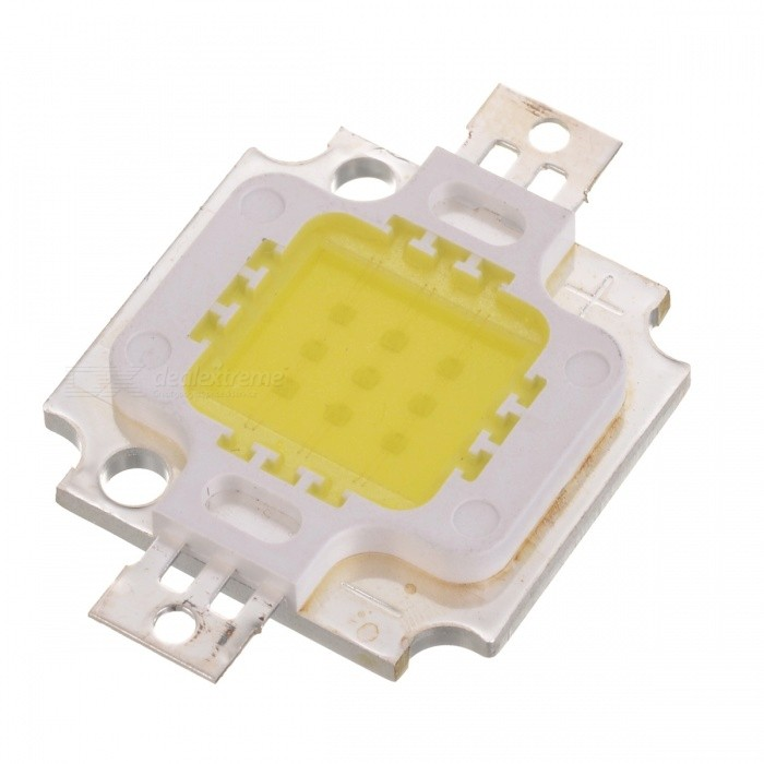 10W 850LM Placa de emissão de metal LED (10~11V)
