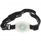 Ultra Bright 2-Mode White LED Headlamp (2 x CR2016)