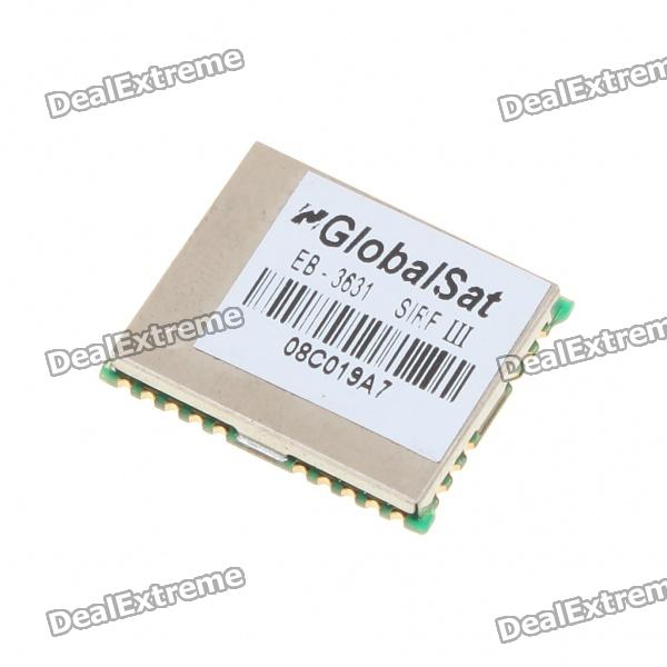 EB-3631 GPS Engine Board Module with SiRF Star III Chipset pc navigation usb drive gps receiver module antenna gmouse 0183 nmea output usb replace vk 162 globalsat bu 353s4