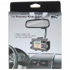 Car Rearview Mirror Holder Mount for GPS/PDA/Iphone/MP4