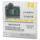 Professional LCD Screen Protector for Nikon D90 DSLR Camera