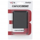 Multi-Function Protective Storage Card Case for 3DS Accessories - Black
