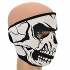 Skull Style Motorcycle/Hiking/Party Windproof Face Mask