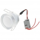 3W 120-140LM Red LED Ceiling Lamp with LED Driver (220V)