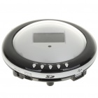 "1.6"" LCD Display UFO Style MP3 Player with White 4-LED Lights + FM + USB/SD Port"