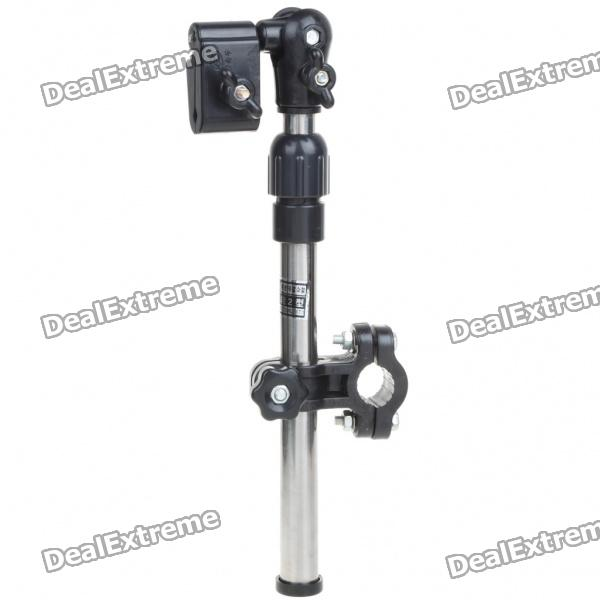 Retractable Bicycle Bike Umbrella Bracket Holder Mount Stand