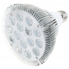 E27 15W 1350LM White LED Spot Light Bulb (220V)
