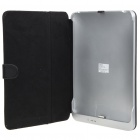 2-in-1 Portable Protective Leather Case + 7000mAh Rechargeable Battery for iPad (Black)