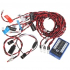 12-LED Flashing Light System for RC Car