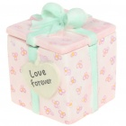 Cute Lovers Style Resin Trinket Box Ornaments