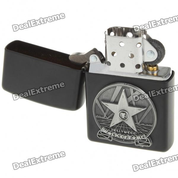 Genuine Zippo Fuel Fluid Lighter - Hollywood Walk of Fame - Free Shipping - DealExtreme