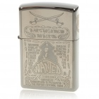 Genuine Zippo Fuel Fluid Lighter - Wanted