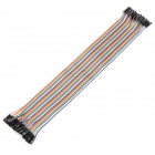 30cm Breadboard Wires for Electronic DIY (40-Cable Pack)