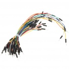 Breadboard Jumper Wires for Electronic DIY (70-Cable Pack)