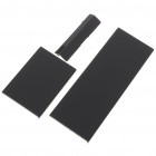 3-in-1 Replacement Doors Set for Wii - Black