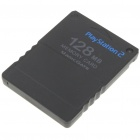 Designer's US Version Memory Card for PS2 - 128MB