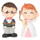 Valentine&#039;s Day Gift - Resin Lovers Desk Doll Ornaments