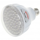 E27 5W 335LM 67-LED Energy-Saving White Light Bulb (180~260V)