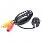 E318 Vehicle Car Rear View Waterproof Video Camera (DC 12V/NTSC)