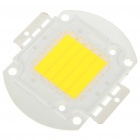 40W 3300K 3000LM Warm White LED Emitter Metal Plate (30~36V)