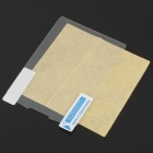 Protective Screen Guard Film with Cloth for Blackberry 9800 - Transparent