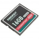 Genuine Kingmax Premium 200x CompactFlash CF Memory Card - 16GB