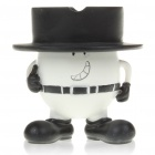 Resin Cowboy Figure Ashtray