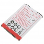 3.7V 1800mAh High Capacity Battery Pack for HTC EVO 4G