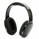 USB Rechargeable Wireless Headphone Sports MP3 Player with FM (TF Slot)
