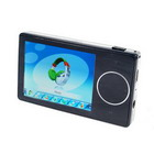 Touch Controls 2.4-inch LCD MP3/MP4 Player with Loud Speaker (1GB/MicroSD Version)